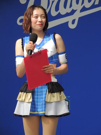 三浦志麻さん。