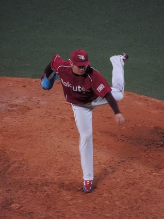 松井祐樹投手。