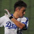 写真: 工藤隆人選手。