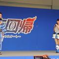 写真: 長谷川さんと井上さん。