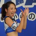 写真: 藤井里奈さん。
