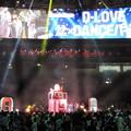 写真: D-LOVE盆xDANCE パーティー。