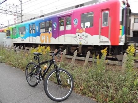 鈴鹿市駅(神戸)あたり。