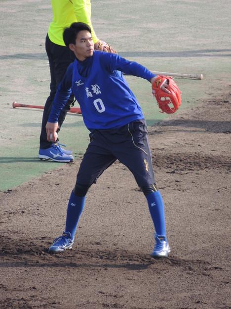 高松 渡選手。