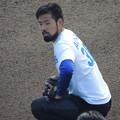 写真: 阿知羅拓馬選手。