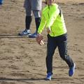 写真: 野本圭選手。