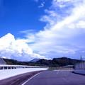 雨上がりの桜島II