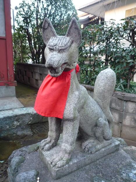 稲荷神社(蓮沼氷川神社 内) 6