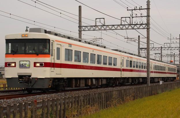 Photos: 1282レ 351F(2014/11/20 幸手-南栗橋間にて)