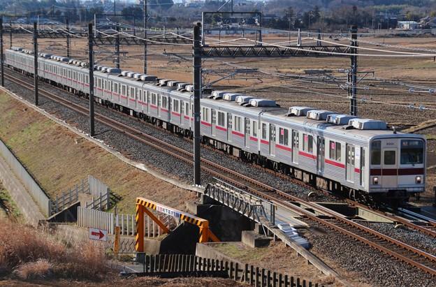 1009レ 9101F(2015/1/11 高坂-東松山間にて)