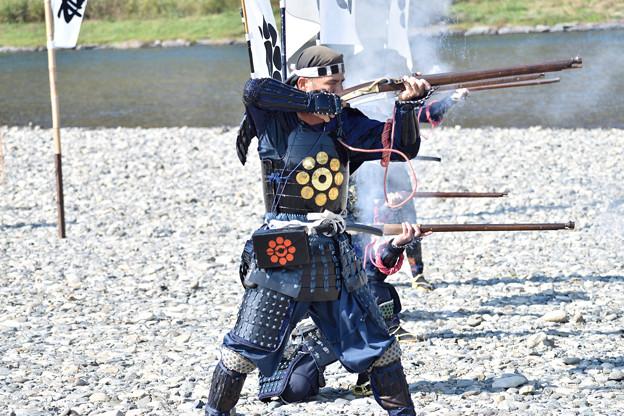 岩国藩鉄砲隊 1