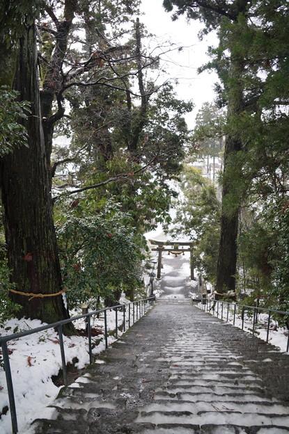 埴生護国八幡宮 2