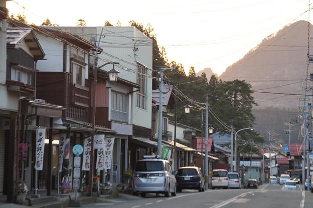 津川 雁木通り 2