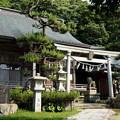 写真: 寺泊 白山媛神社