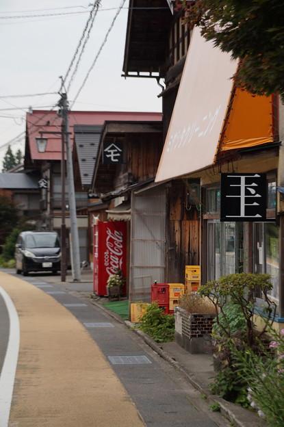 会津宮下 街並み 3