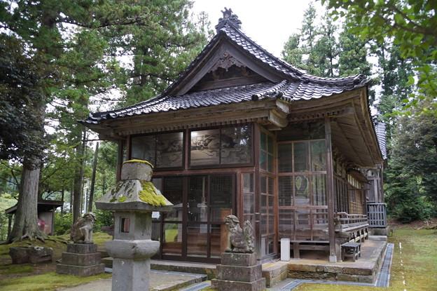 二田物部神社