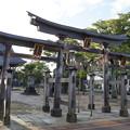 Photos: 和納三社神社 2