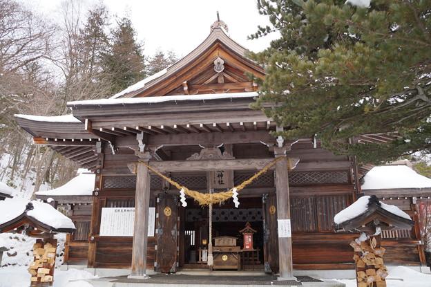 那須湯本神社
