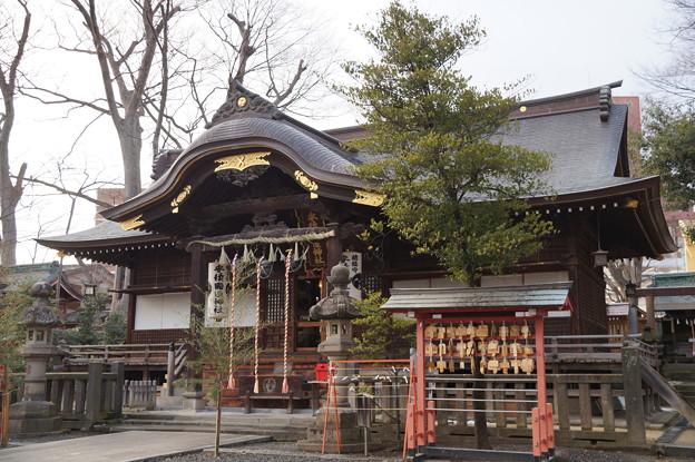 安積国造神社