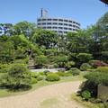 楽々荘・庭園1