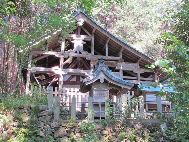 愛宕神社・本殿1