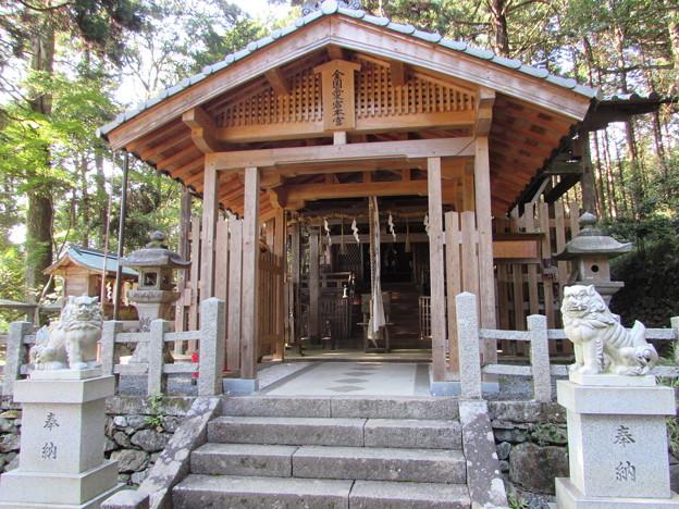 愛宕神社・本殿3