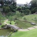 玉泉院丸庭園(三十間長屋)1