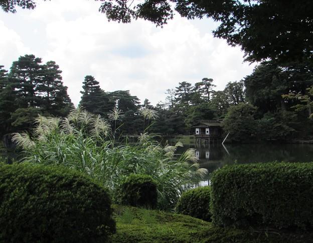 兼六園(霞が池)2