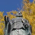頂妙寺・日蓮像2