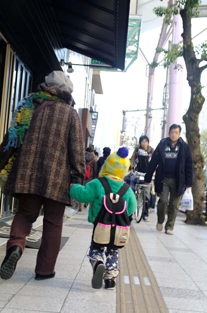 Photos: おばあちゃんとのお出かけ