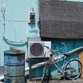 Photos: 青の風景