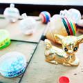 Photos: 金色の鹿