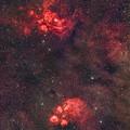 Photos: NGC6334&6357_2017.04.23