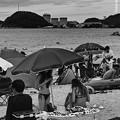 写真: 水晶浜海水浴場 2017