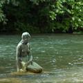Photos: 宮島峡ヴィーナス像巡り3 人魚の像
