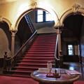 赤レンガ庁舎階段