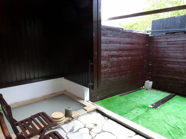 Photos: 客室露天風呂