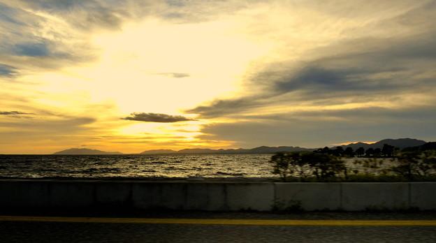 Photos: 宍道湖夕陽