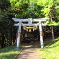 写真: 郡上 愛宕神社