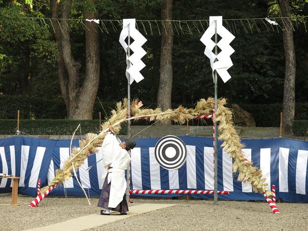 伏見稲荷大社 奉射祭