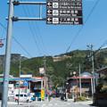 Photos: 奥大井への分岐から眺める智者の丘