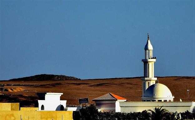 写真: モスク