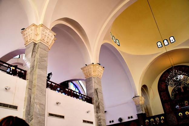 Photos: 教会のハト