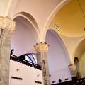 写真: 教会のハト