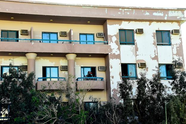 写真: フルガダ市立病院