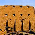 アメン大神殿第1塔門
