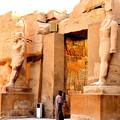 Photos: ラムセス3世神殿