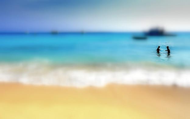 Photos: ふたりの海