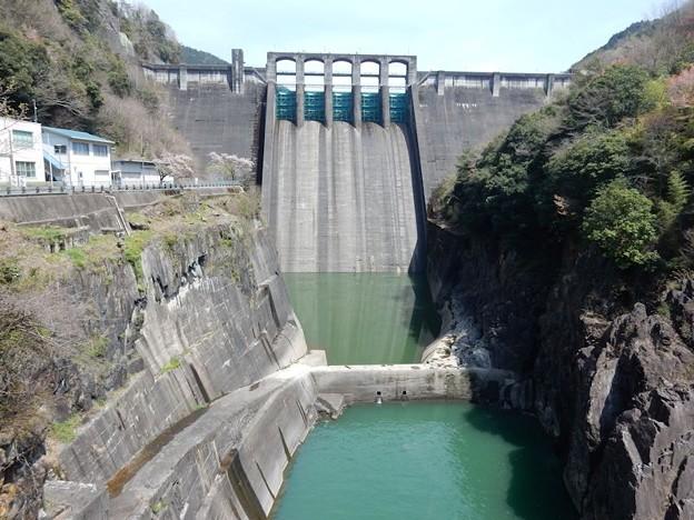 写真: DSCN1859 丸山ダム。
