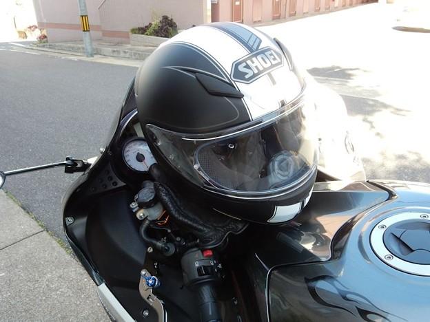 写真: 2046 新ヘルメット